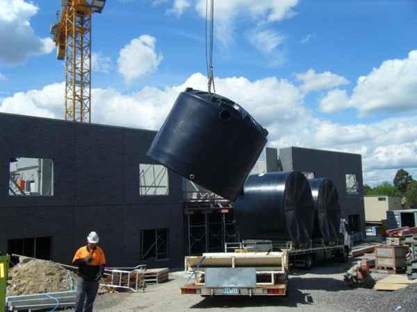 Industrial tank vic 4