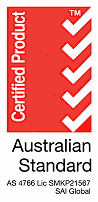 AS/NZS 4766 certification