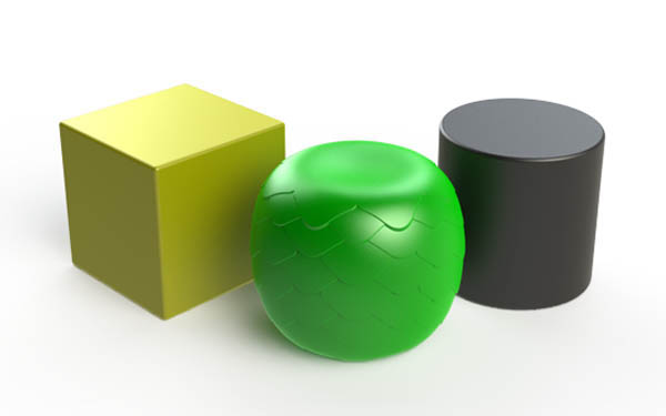 P4 Products for People plastic ottomans